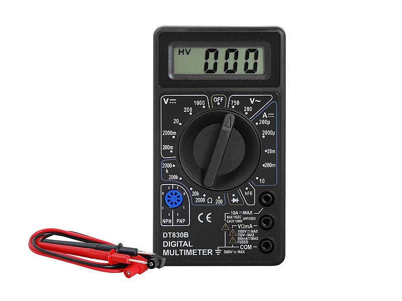 Multimeter DT830B