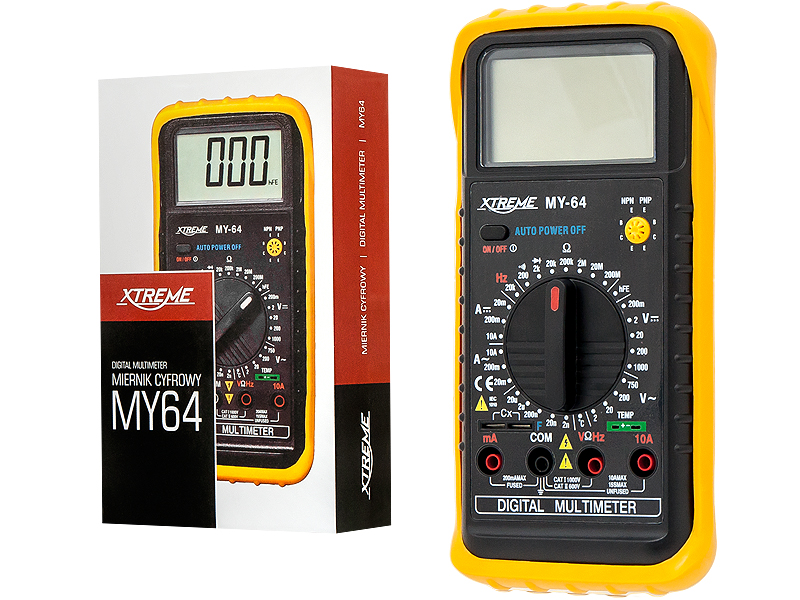 Multimeter MY-64 XTREME
