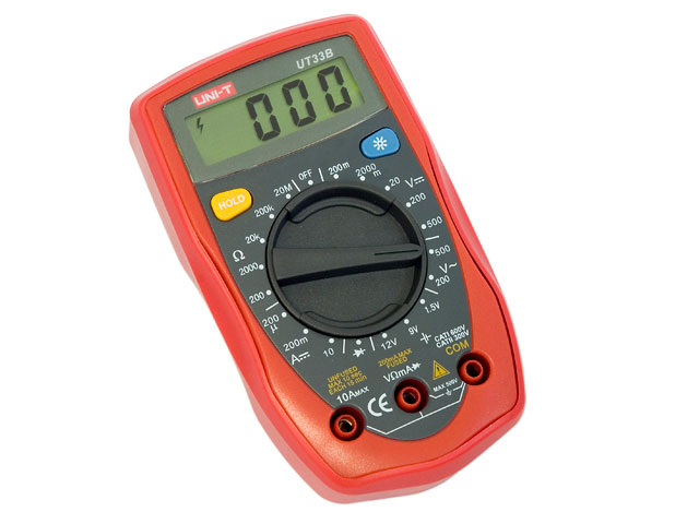 Multimeter UT33B